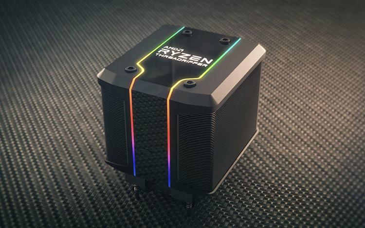 """AMD trình làng """"quái vật"""" Ryzen Threadripper 3990X với số lương nhân kỷ lục"""