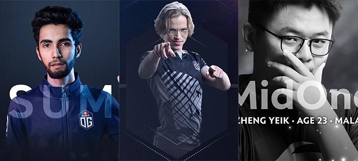 top tier midlane - OG hoàn tất đội hình siêu sao, sẵn sàng bước vào mùa giải mới