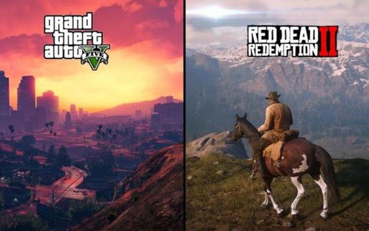 Rockstar khoe doanh số GTA V tại báo cáo tổng kết quý 4
