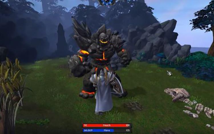 Warcraft 3 Reforged phiên bản RPG sẽ trông như thế nào?