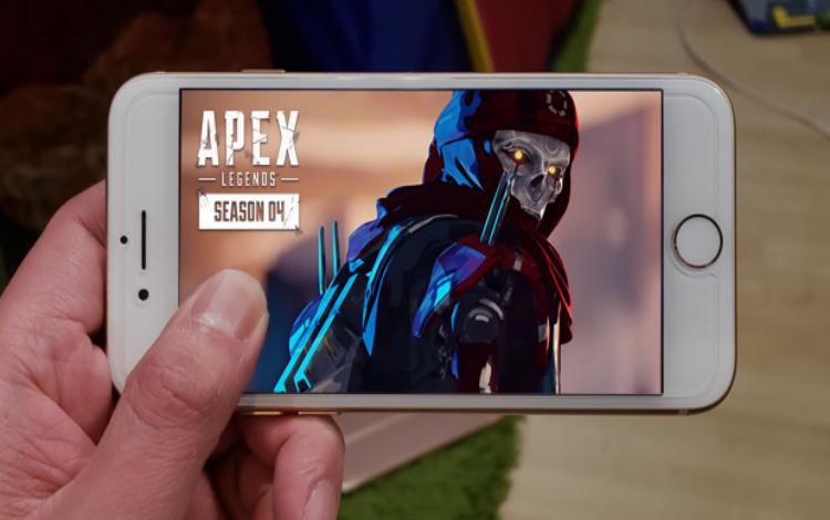 EA tiết lộ một số thông tin về dự án Apex Legends mobile