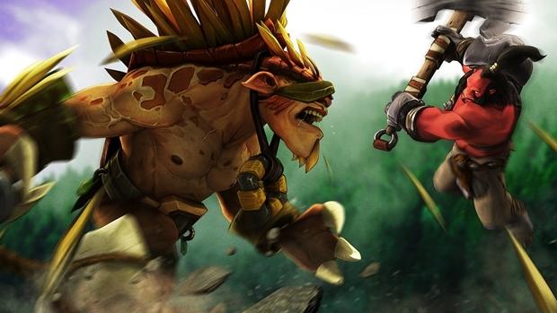 """axe 2 - Tiểu sử Hero: Axe - Tên thổ dân """"ngứa đòn"""""""