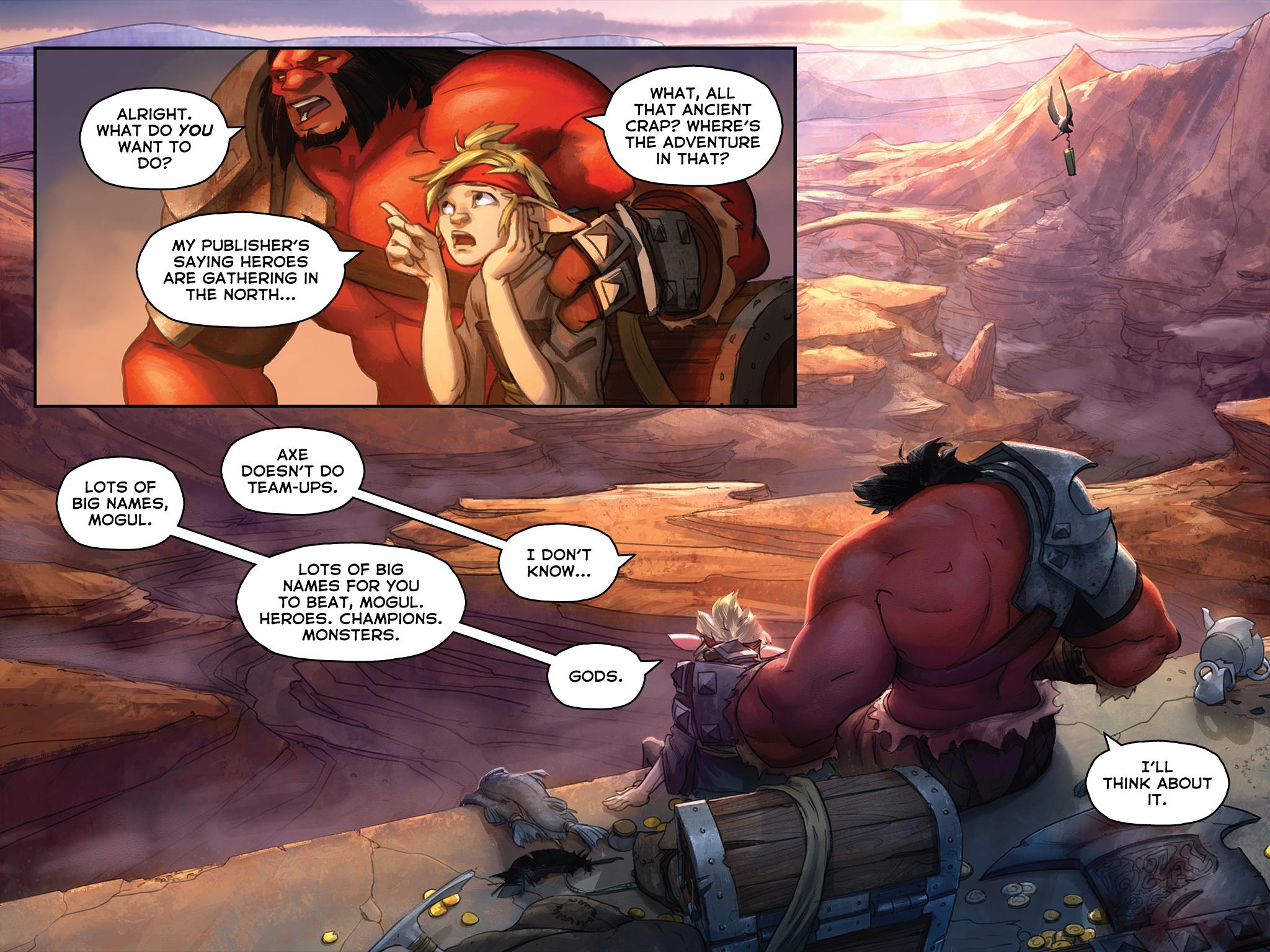 """axe kindness - Tiểu sử Hero: Axe - Tên thổ dân """"ngứa đòn"""""""