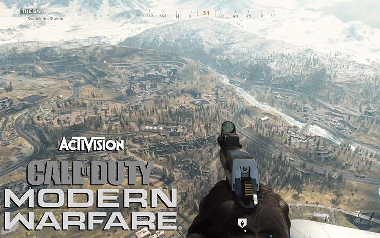 Call of Duty: Modern Warface cho ra mắt chế độ Battle Royale