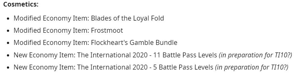 bp 10 leak - Bao giờ thì Battle Pass The International 10 ra mắt?