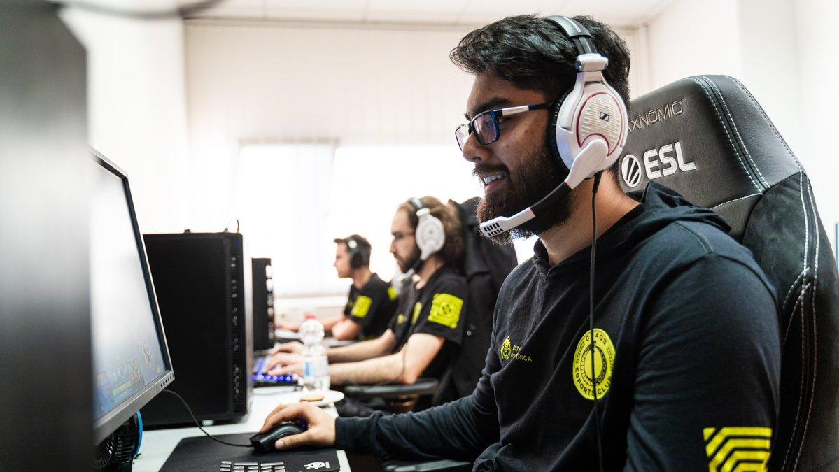 chaos mss - Vòng Closed Qualifier LA Major khu vực Bắc Mỹ: Quá dễ cho EG