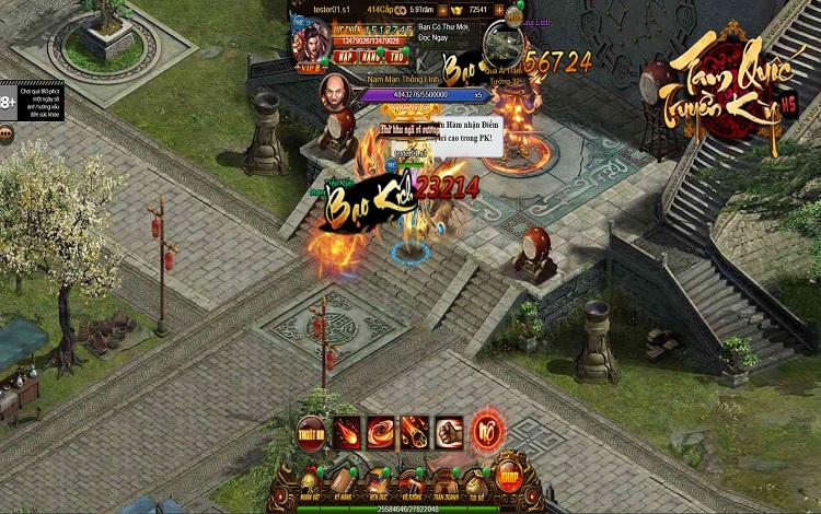 """Cộng đồng game thủ Tam Quốc Truyền Kỳ H5 """"mất ăn mất ngủ"""" chờ ngày game ra mắt"""