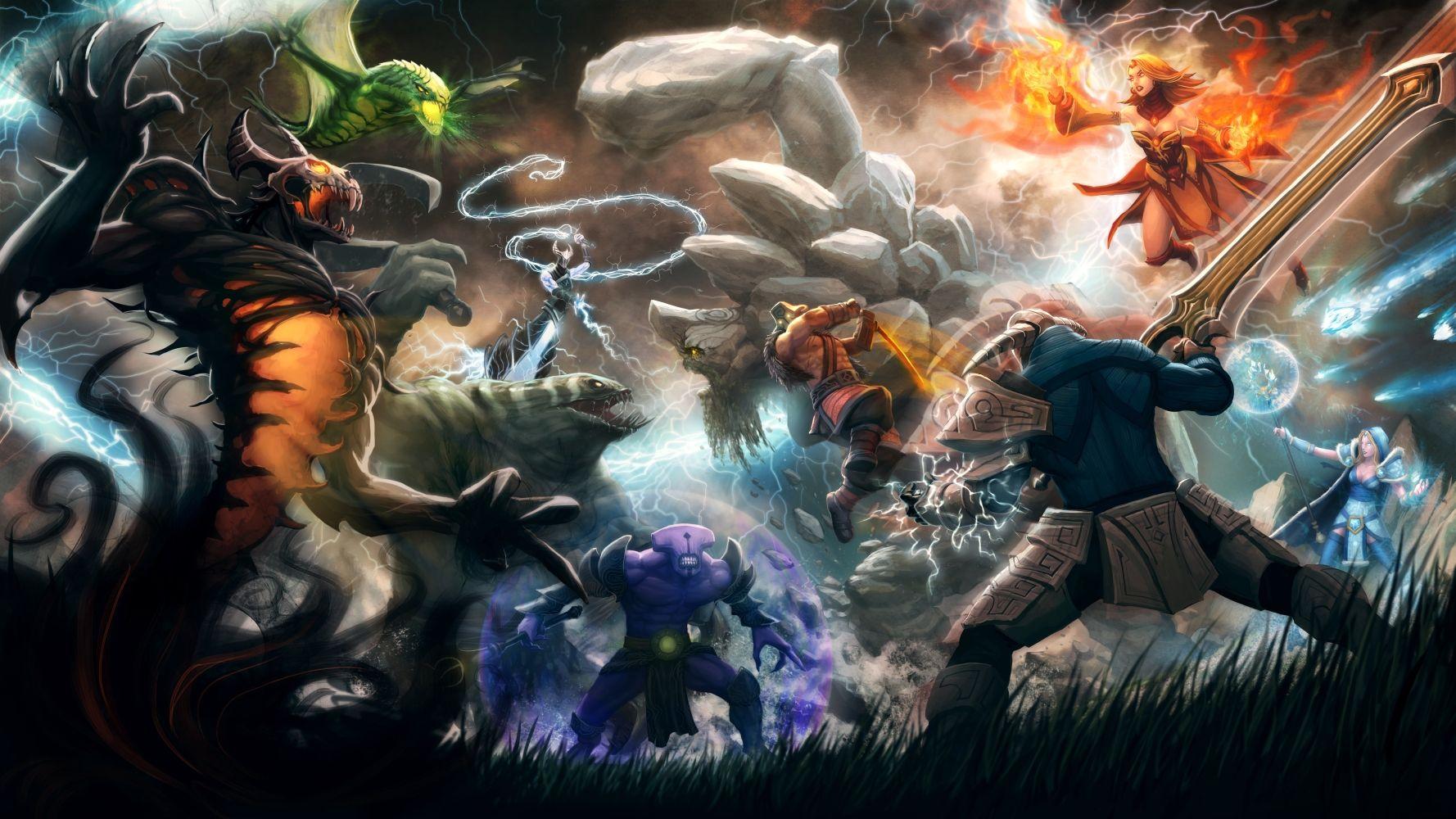 dota 2 combat - Liệu Void Spirit và Snapfire đã sẵn sàng để có mặt tại đấu trường chuyên nghiệp?
