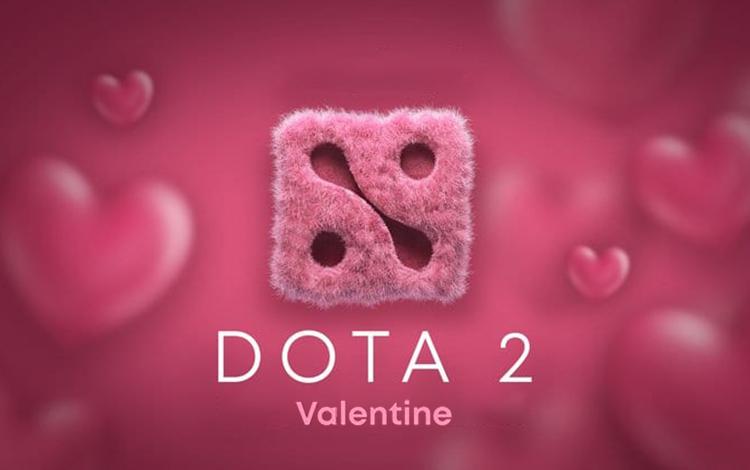 Valentine ấm cúng cùng phiên bản cập nhật mới nhất của Dota 2