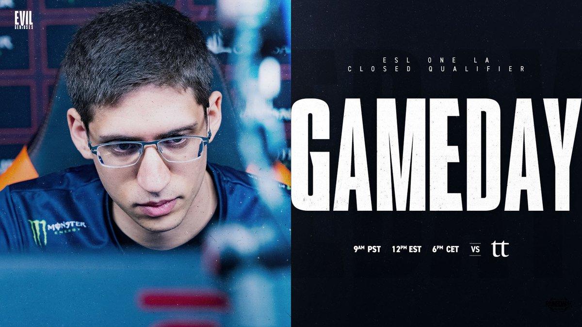 eg gameday - Vòng Closed Qualifier LA Major khu vực Bắc Mỹ: Quá dễ cho EG