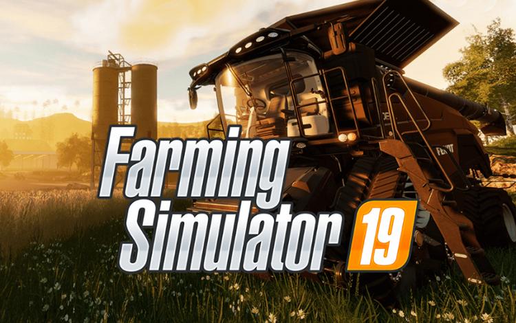 Farming Simulator đang được miễn phí trên Epic Games Store