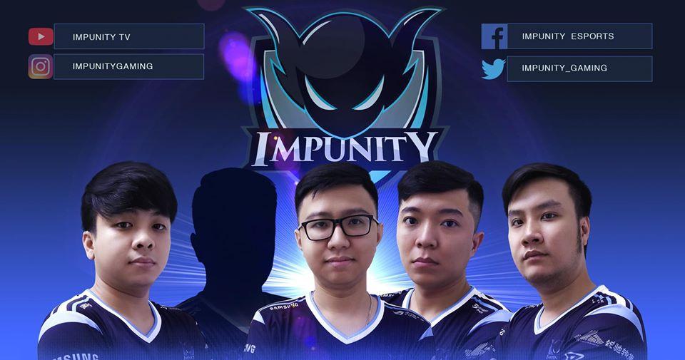 impunity - Impunity tái ngộ với T1 ở trận tứ kết vòng sơ loại ESL One Los Angeles