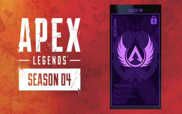 Rank Apex Legends season 4