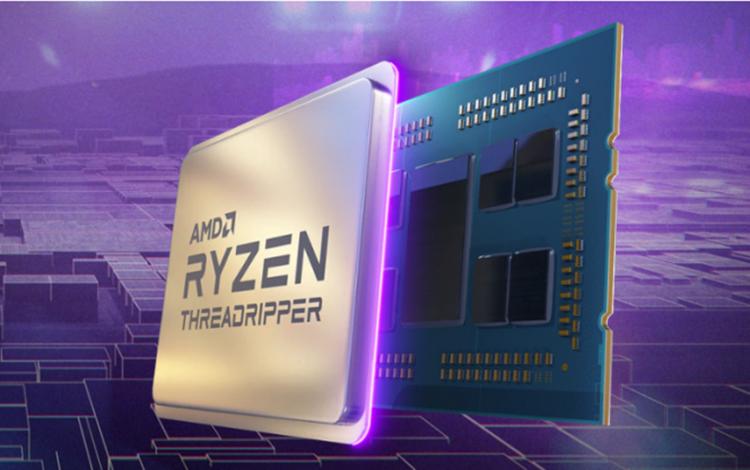 AMD Ryzen Threadripper 3990X - đồ chơi mới của những tay ép xung