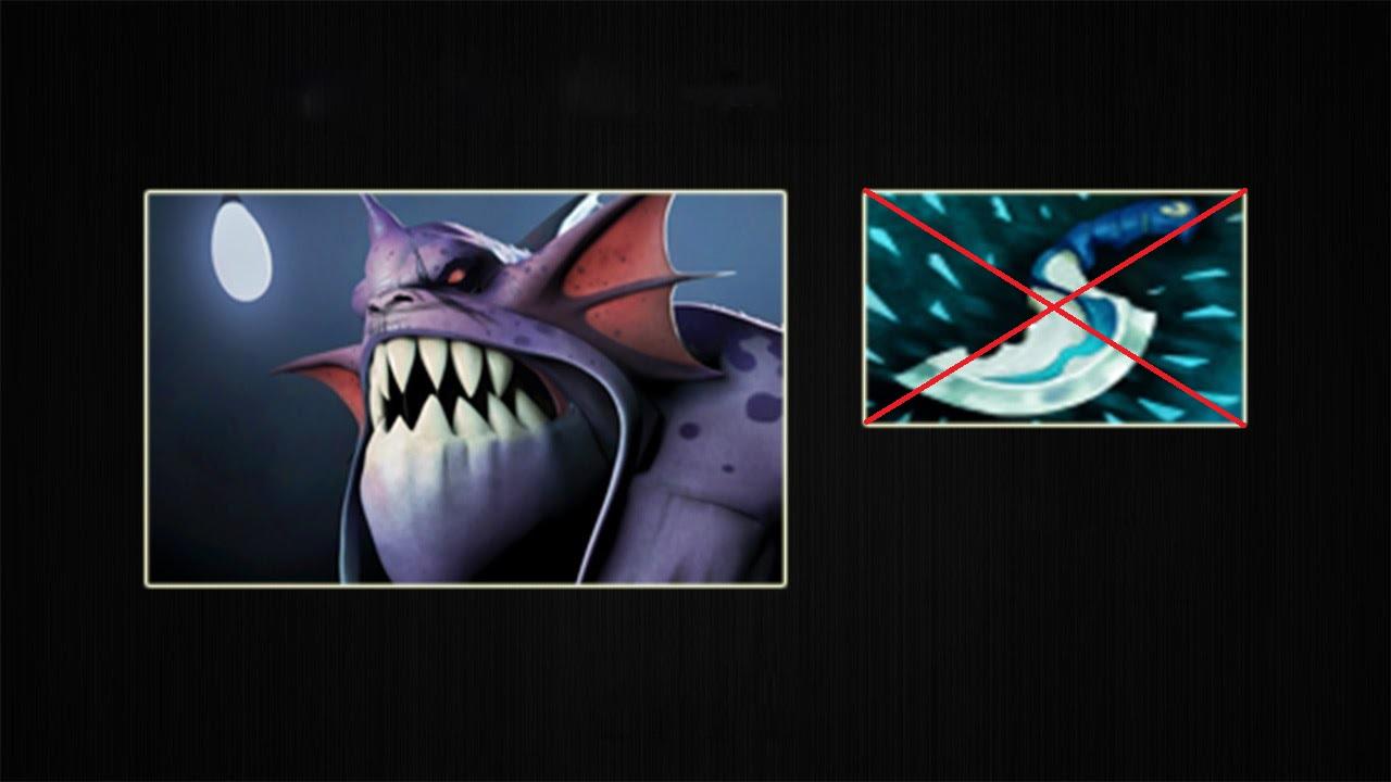 slar no blink - Slardar 7.24 - Cơn thịnh nộ của người cá