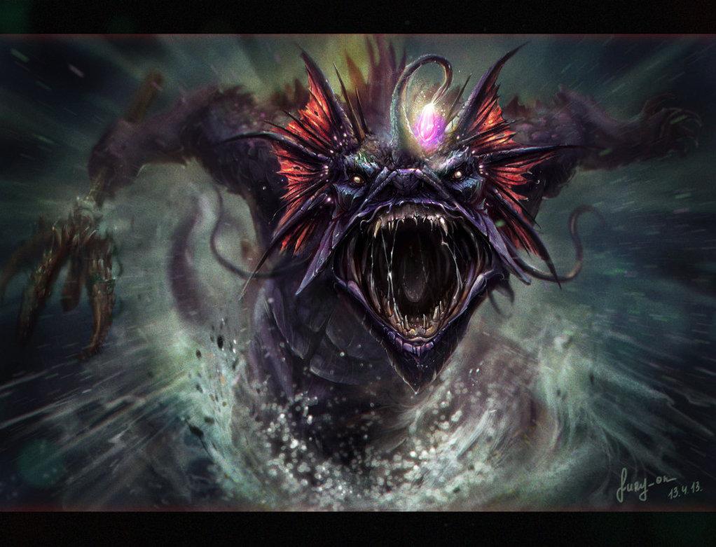 slardar dota 2 2 - Slardar 7.24 - Cơn thịnh nộ của người cá