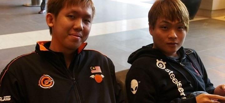 team io 3 - Mushi tham dự cuộc chiến giành vé đi Major với đội hình mới
