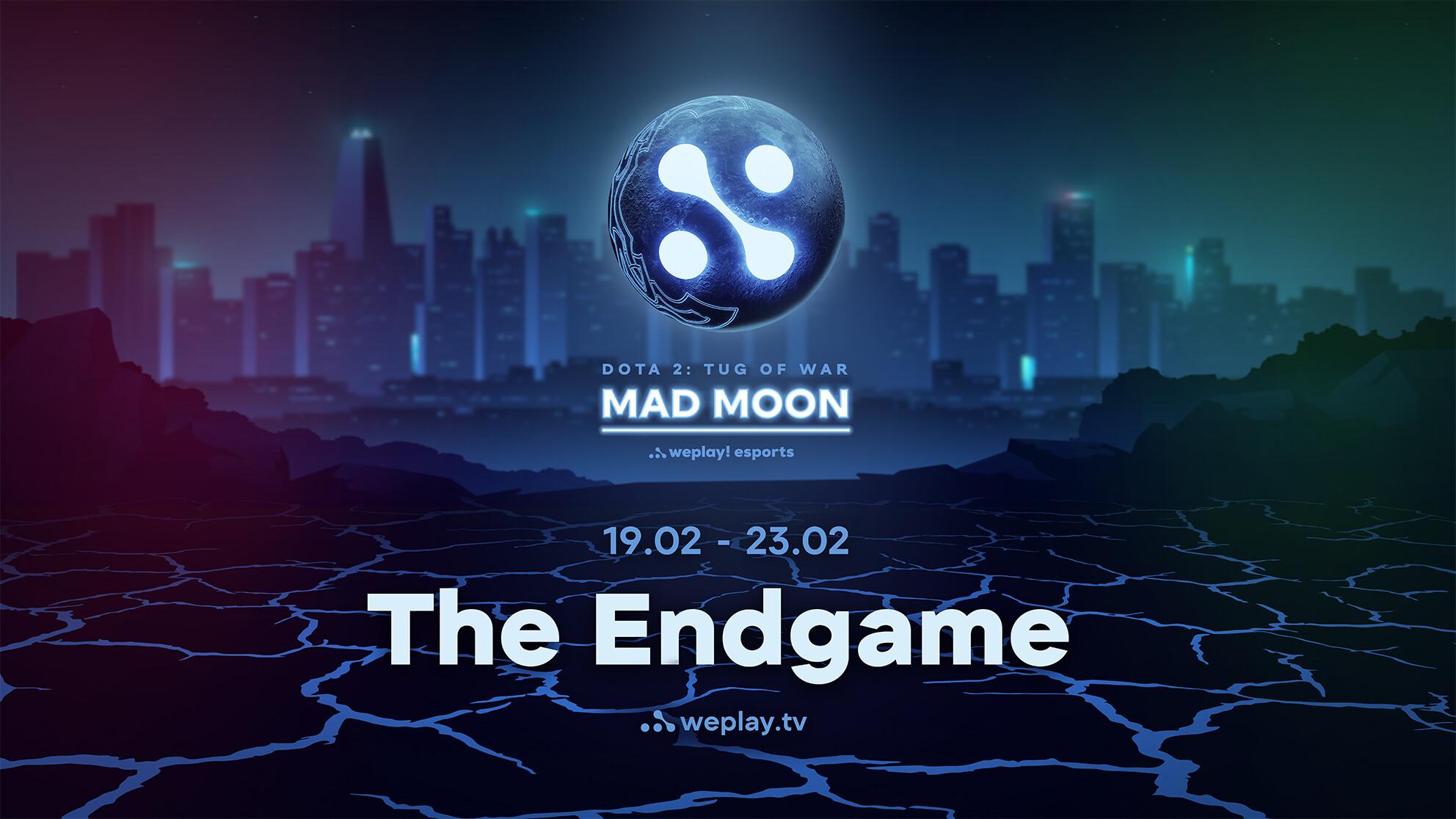 tug of war madmoon - Những giải đấu Dota 2 không thể bỏ lỡ trong tháng 2 năm 2020
