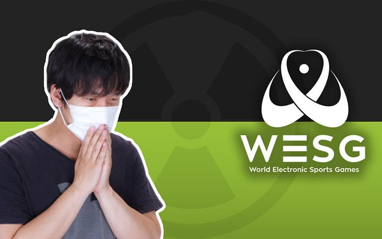 WESG APAC Finals bị tạm hoãn vô thời hạn bởi virus Corona