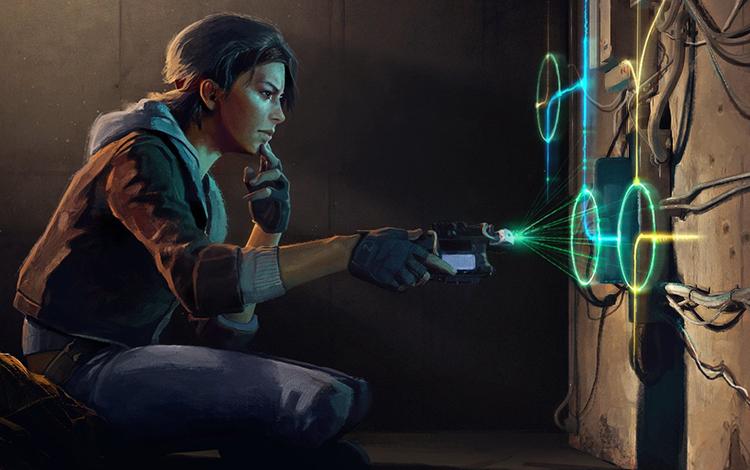 Valve công bố ngày phát hành Half-Life: Alyx