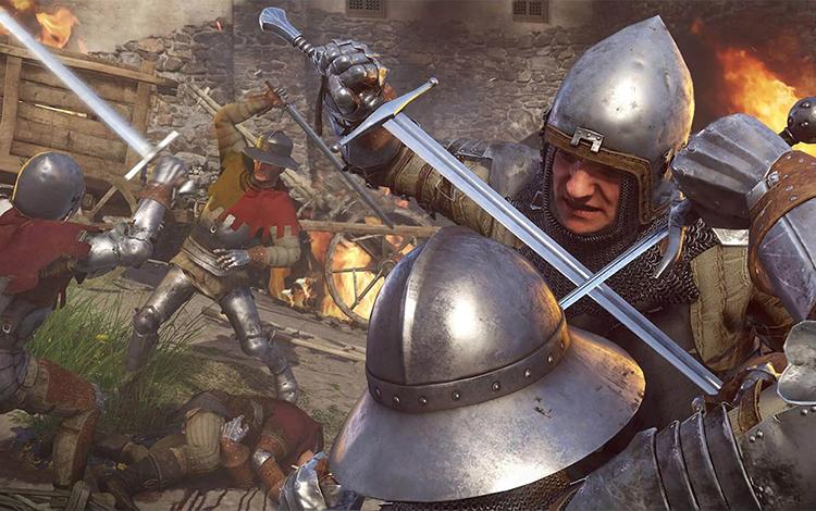 Epic Games phát miễn phí Kingdom Come: Deliverance - tựa game RPG đình đám 1 thời