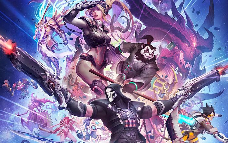 Diablo cùng Overwatch sẽ được chuyển thể thành Anime
