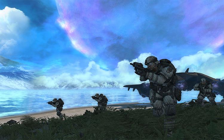 Microsoft đưa Halo: Combat Evolved Anniversary trở lại PC