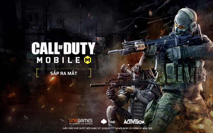 VNG bất ngờ mở đăng ký sớm cho Call of Duty Mobile Việt Nam