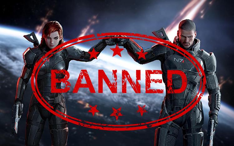 Điểm mặt những video game nổi tiếng nhưng bị cấm bán vì những lý do khó hiểu