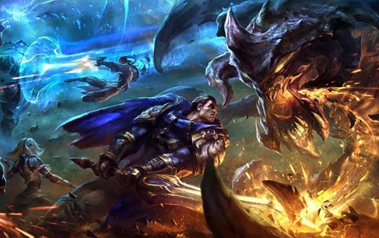Riot Games muốn biến Darius - Garen - Zed trở thành tướng đi rừng?