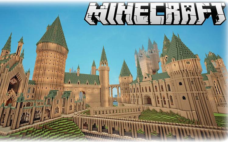 Bản mod thế giới Harry Potter trong Minecraft đã có thể trải nghiệm