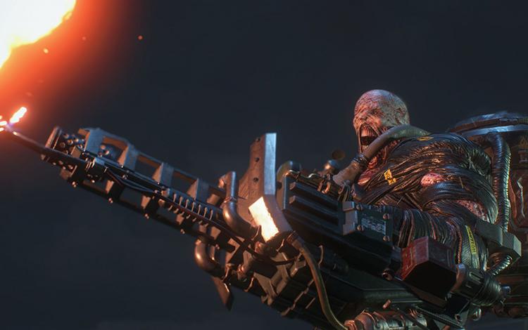 Capcom xác nhận sẽ có demo cho Resident Evil 3 Remake trong tuần tới