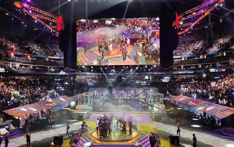 Valve mở cửa tự do cho các thành phố đăng ký tổ chức The International 2021