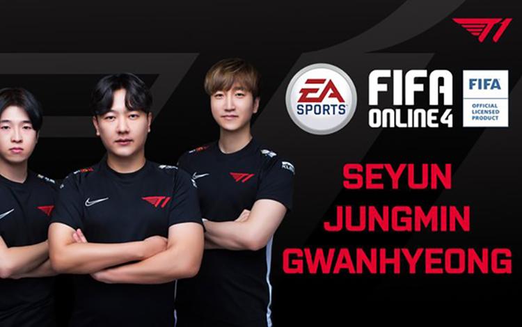 Không chỉ LMHT, T1 Esports cũng quyết định thành lập team Fifa Online 4