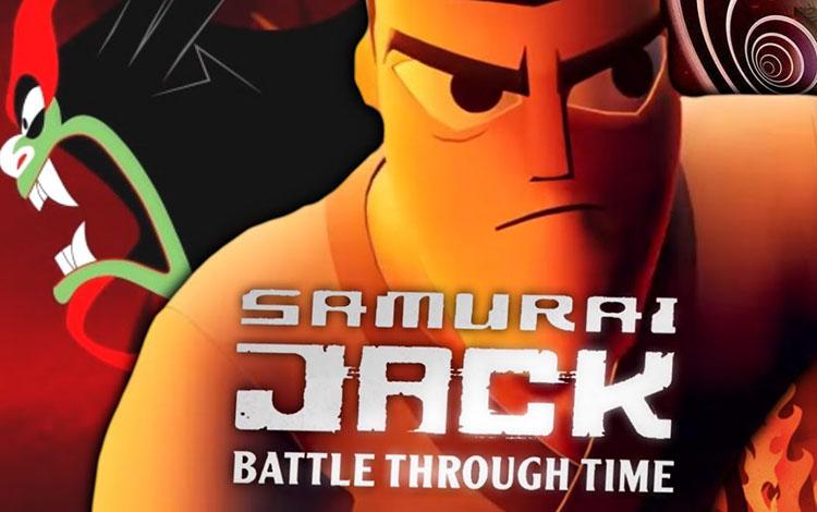 Trở về tuổi thơ với tựa game Samurai Jack được ra mắt ngay trong mùa hè 2020