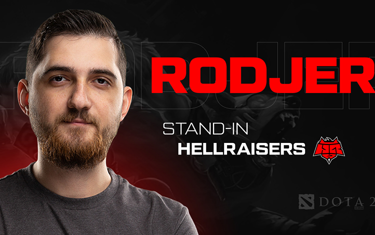 RodJEr thay thế cho Solo, NoOne tại chung kết WESG 2019 khu vực Nga