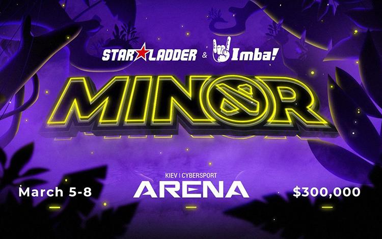 StarLadder ImbaTV Dota 2 Season 3 công bố kết quả bốc thăm chia bảng