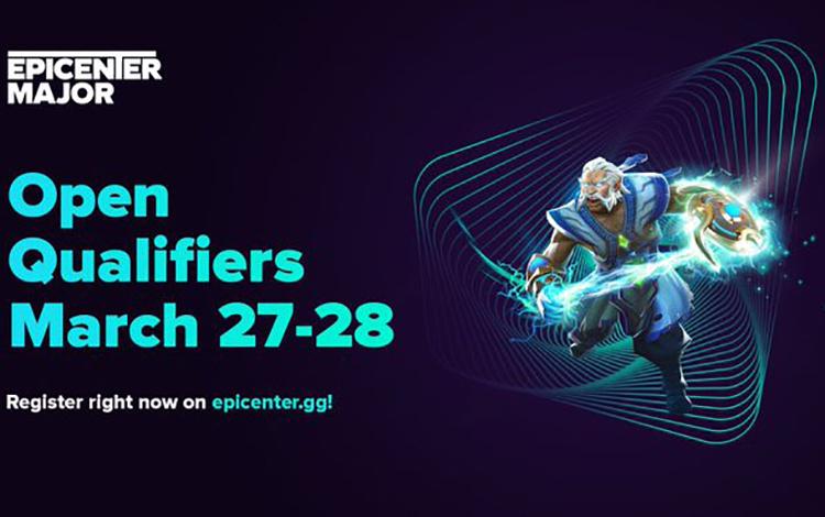 Vòng sơ loại Epicenter 2020 chính thức mở cửa đăng ký