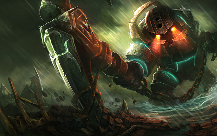 Nếu đối thủ có những vị tướng này, đừng cố liều lĩnh...cướp rừng!