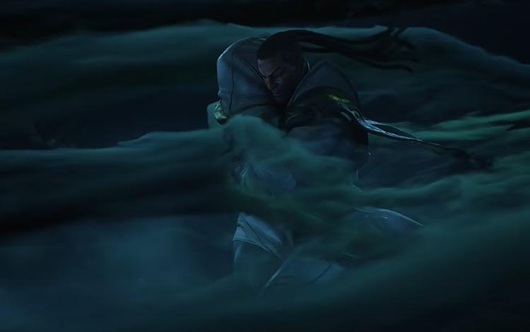 Những teaser ra mắt tướng ấn tượng nhất mà Riot Games đã phát hành #3