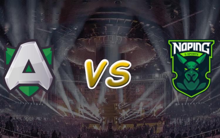 Bảng B Kiev Minor: Alliance vs noPing eSports - Quá dễ cho Alliance?