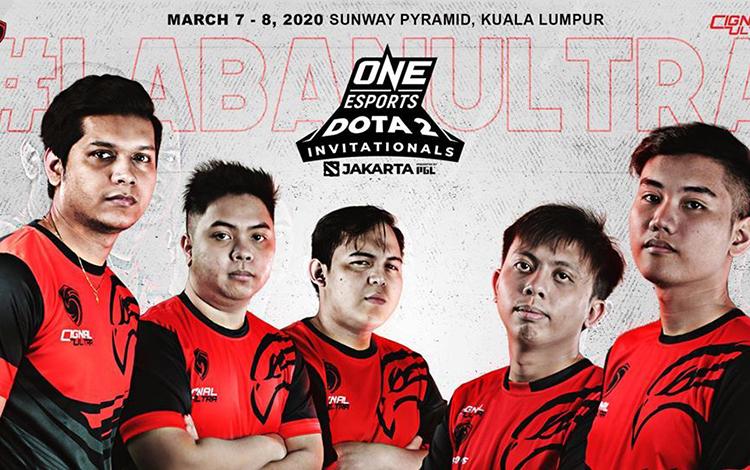 Cignal Ultra gây bất ngờ lớn tại vòng loại ONE Esports World Pro Invitational Jakarta