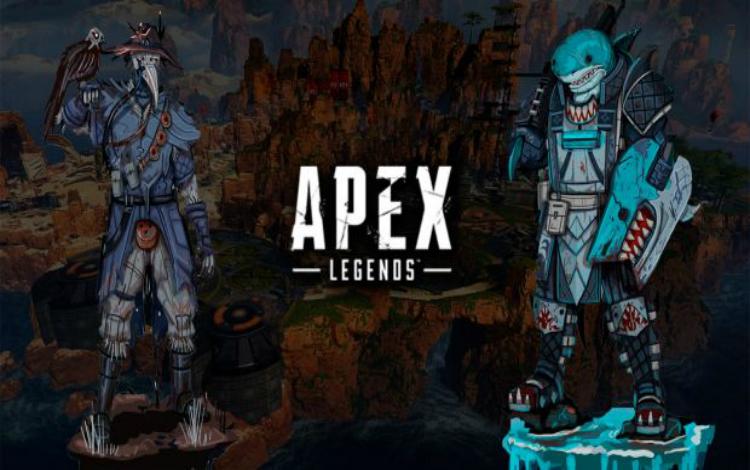 Chiêm ngưỡng một số ý tưởng skin độc đáo được thiết kế bởi cộng đồng Apex Legends