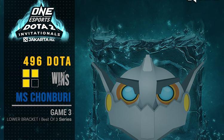 Đánh bại á quân SEA Games 30, 496 Gaming tái ngộ với Reality Rift tại chung kết nhánh thua