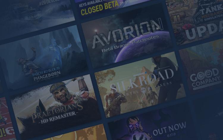 Valve cập nhật tính năng News Hub cực kỳ tiện lợi dành cho Steam