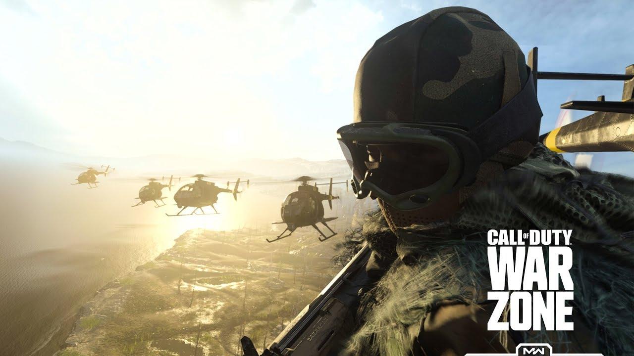 Call of Duty: Warzone sẽ ra mắt trong 24h tới và hoàn toàn miễn phí