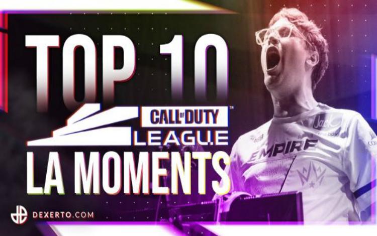 Điểm lại top 10 khoảnh khắc đáng nhớ tại giải đấu CDL Los Angeles Home Series
