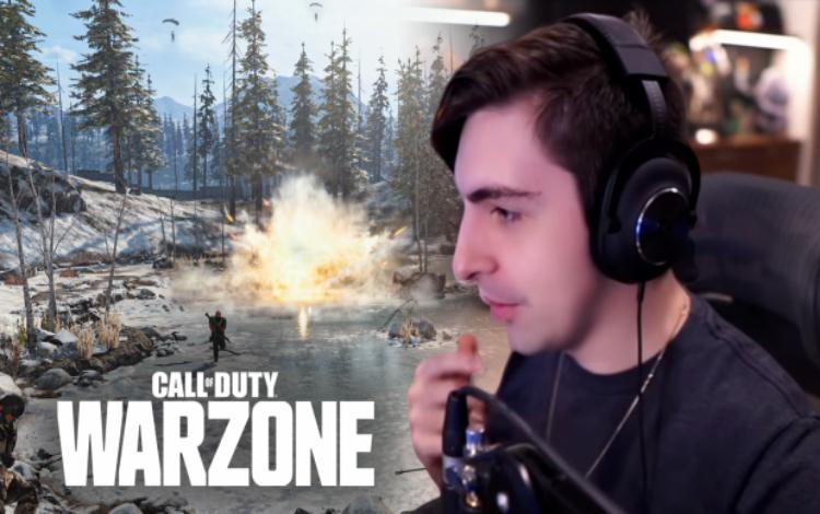 Shroud tiết lộ bí quyết nên chơi để giành chiến thắng trong Call of Duty: Warzone