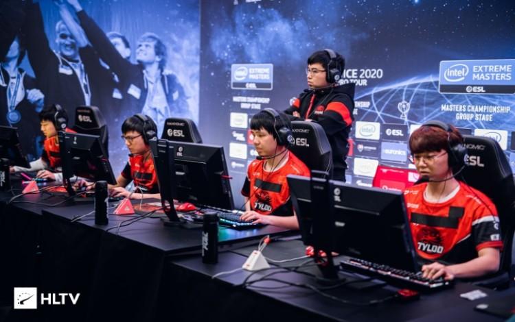 8 team tiến vào vòng Minor châu Á đã được xác định