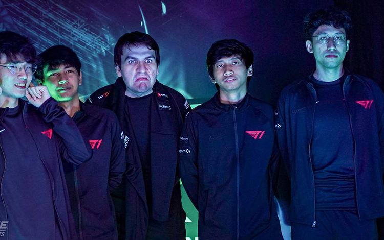 Đội hình T1 Dota 2 tiếp tục có sự xáo trộn: Black^ là người ra đi
